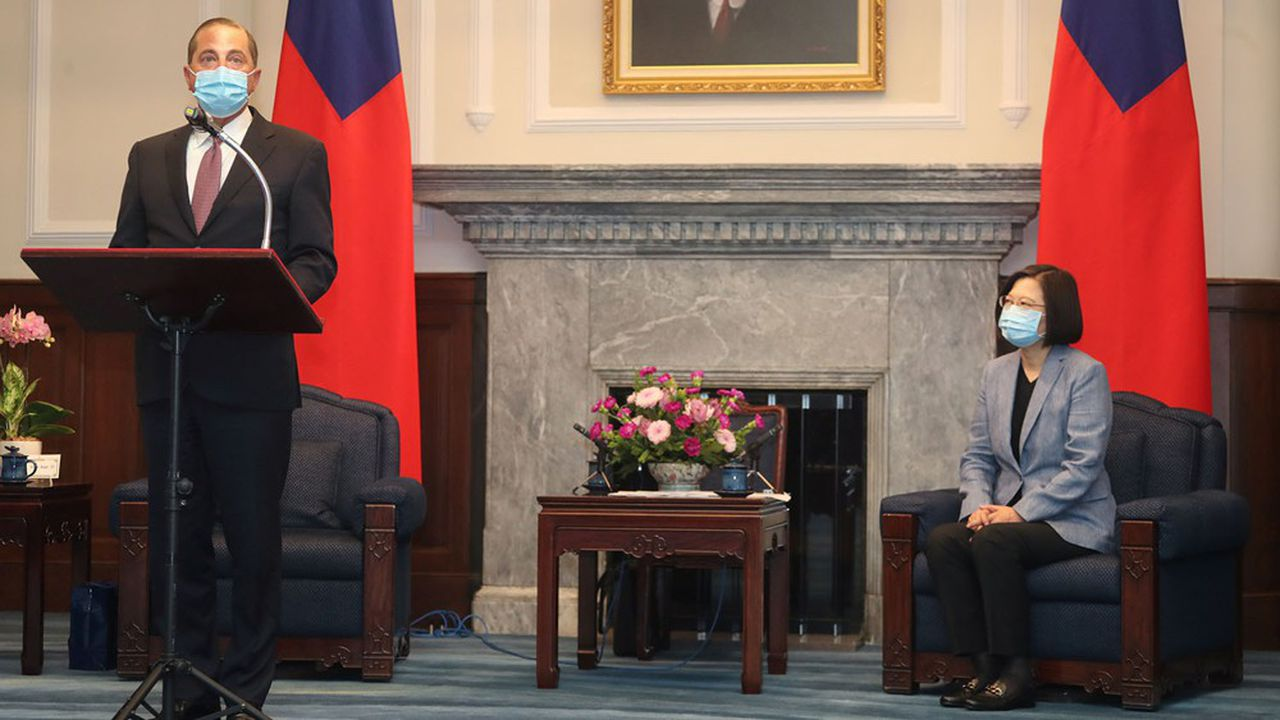 En réaffirmant leur soutien à Taiwan, les États-Unis ouvrent un nouveau front avec la Chine
