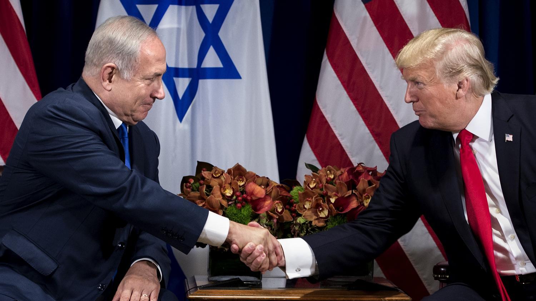 """Les États-Unis annoncent un """"accord de paix historique"""" entre Israël et les Émirats arabes unis"""